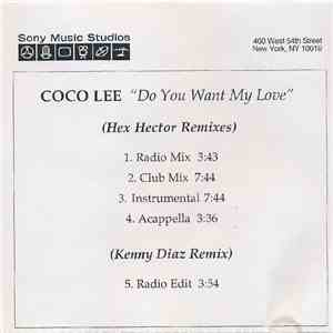 CoCo Lee - Do You Want My Love download