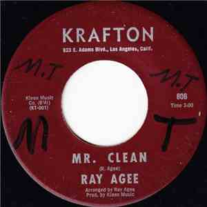 Ray Agee - Mr. Clean download